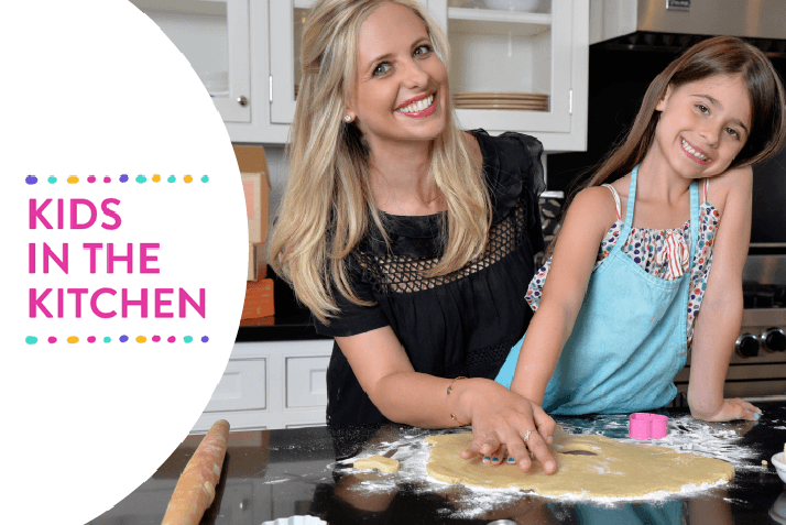 Foodstirs' Sarah Michelle Gellar on Her Favorite Fall Flavors and the Joy of Cooking With Kids