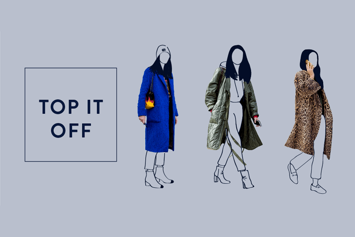 Bundle Up in the 5 Most Stylish Coat Trends of the Season