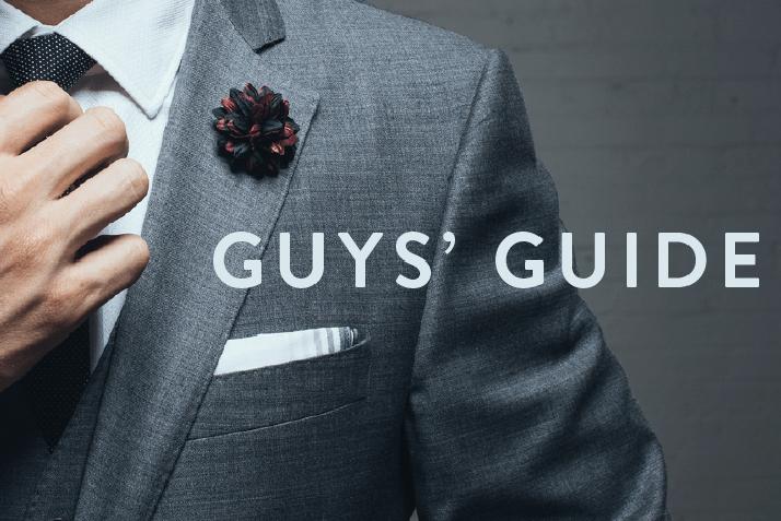 Three Easy Ways for Men to Look Seasonally Stylish