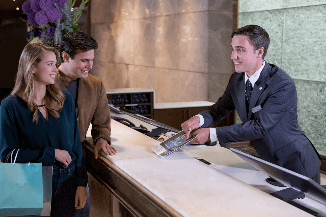 five star concierge services at the americana at brand