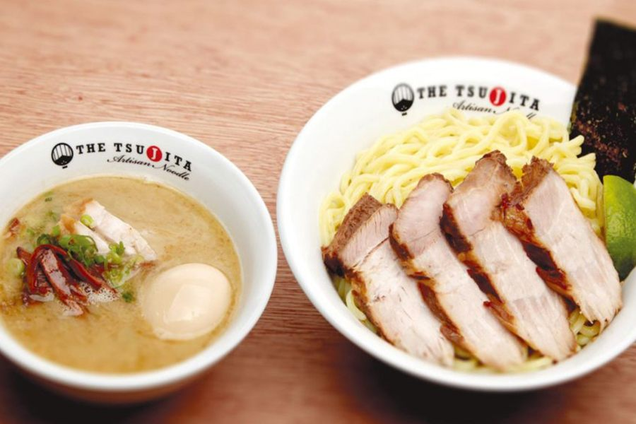 The Tsujita