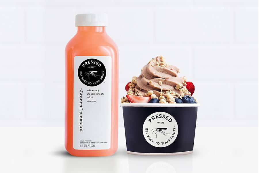 Pressed Juicery Delivery & Carry-Out