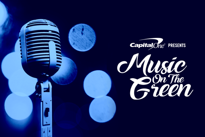 Music on The Green, Presented by Capital One