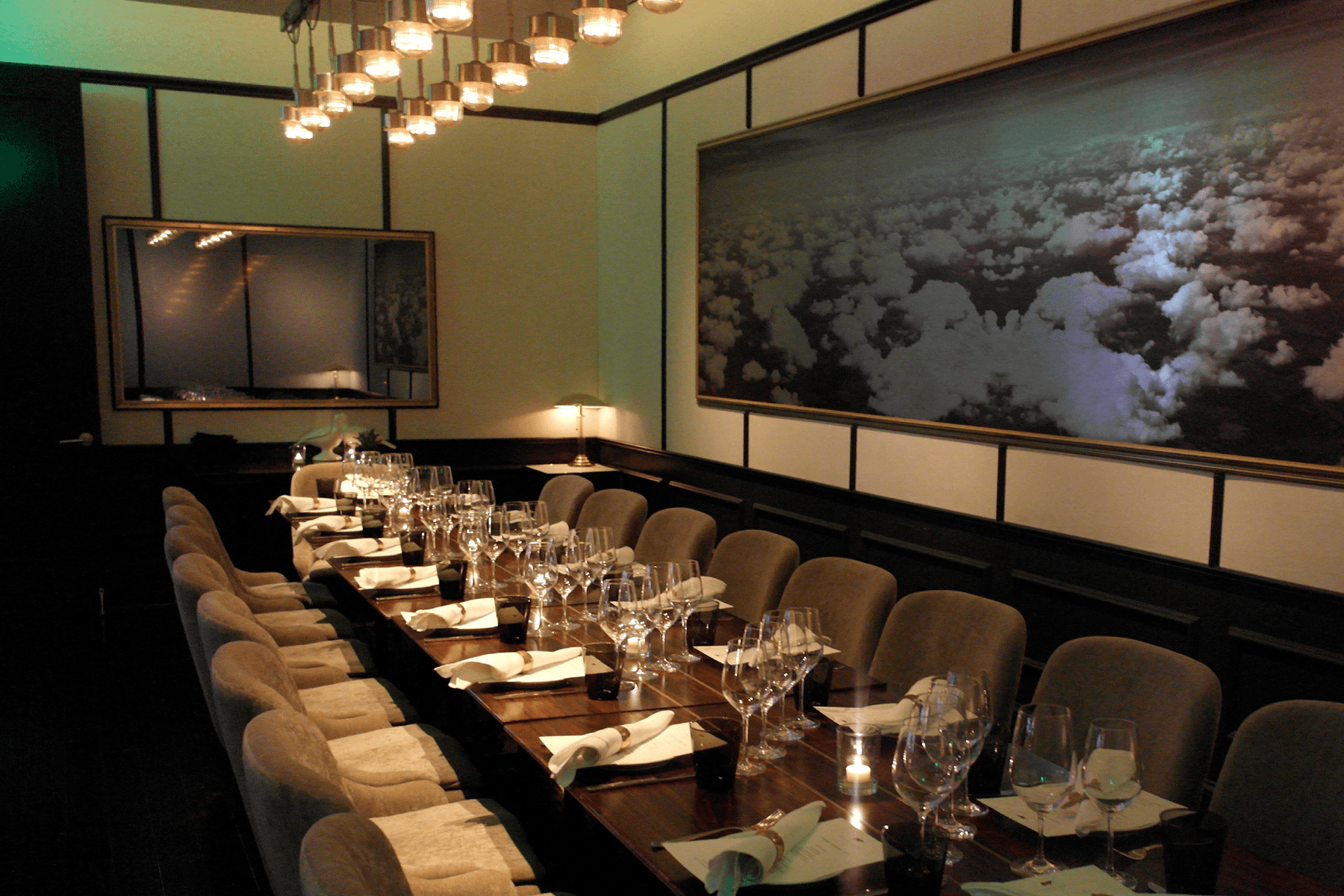 Private Dining at Bourbon Steak Los Angeles