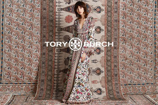 Just In: The New Tory Burch Collection