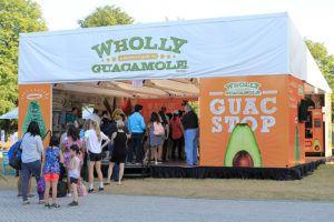 Wholly Guacamole Los Angeles Guac Stop