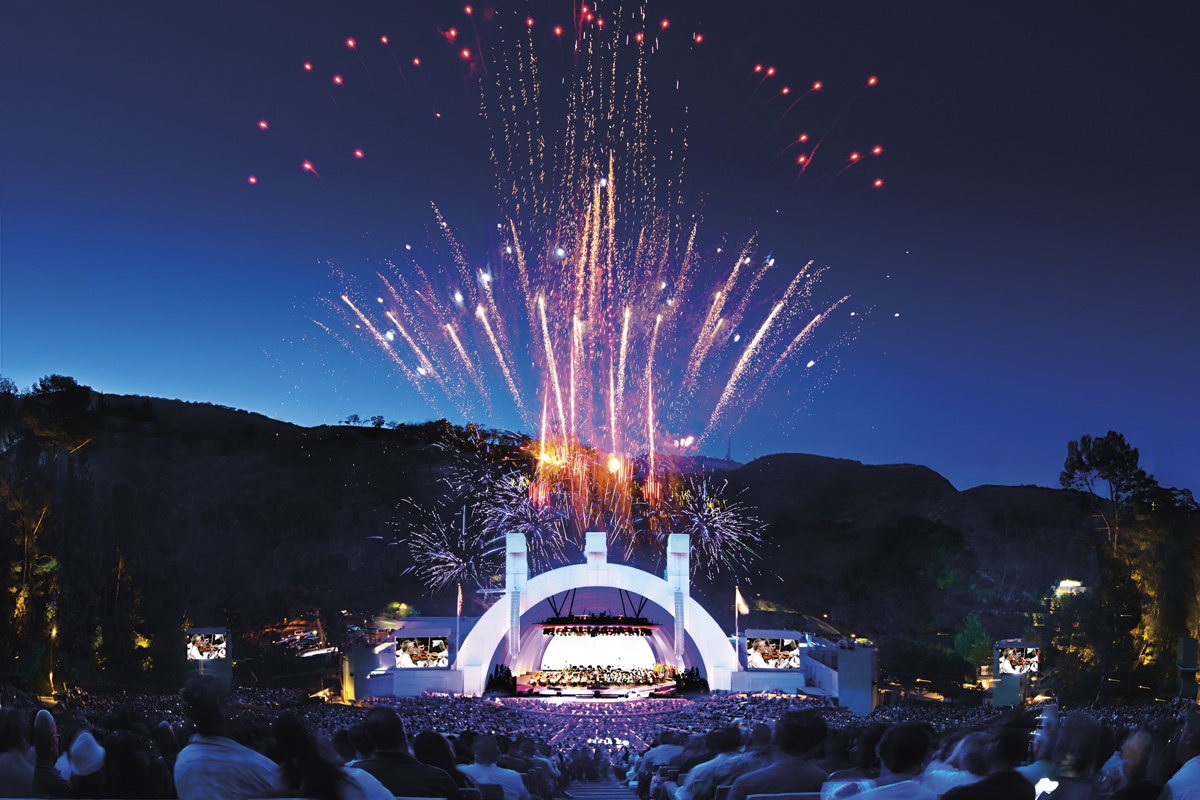 The Muppets Take The Hollywood Bowl The Americana At Brand