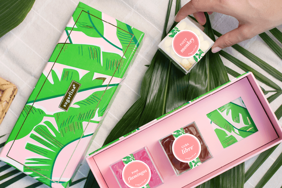 Taste of Paradise Collection at Sugarfina