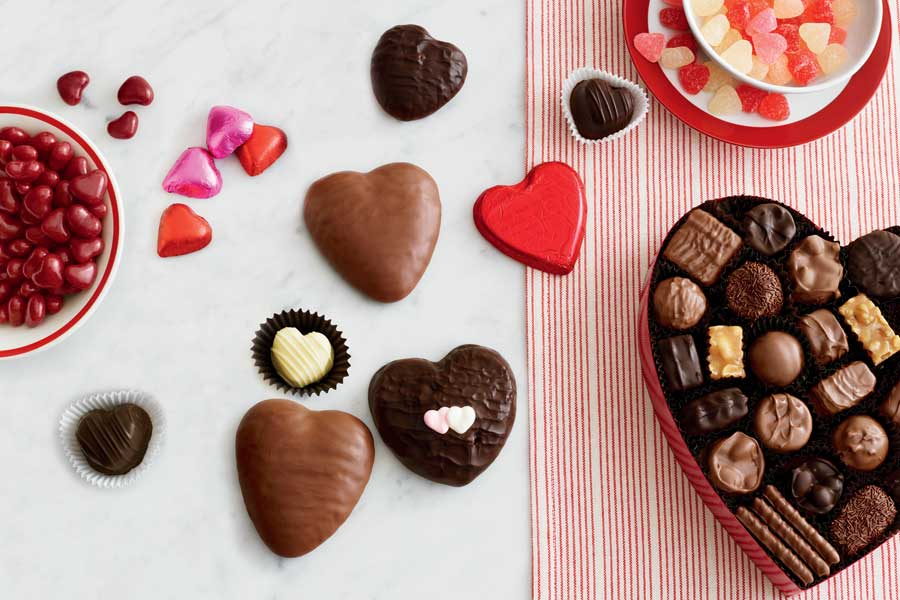 $5 off $30 at See's Candies