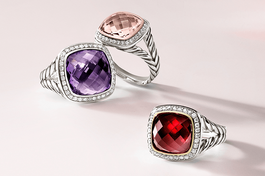Celebrate Valentine's Day with David Yurman