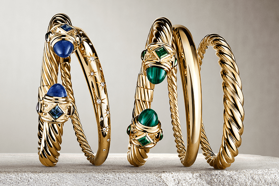 Wearable Art at David Yurman
