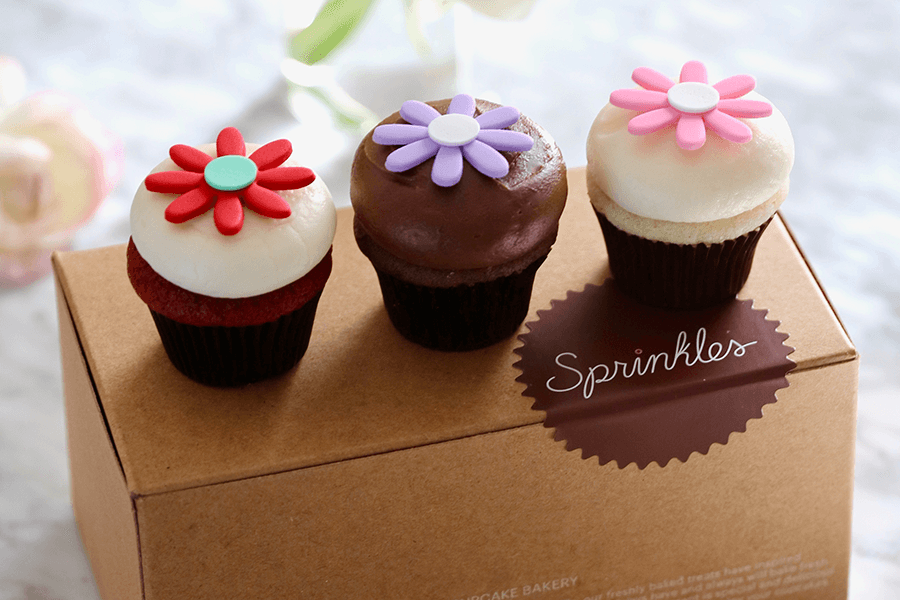 Seasonal Flavors at Sprinkles Cupcakes