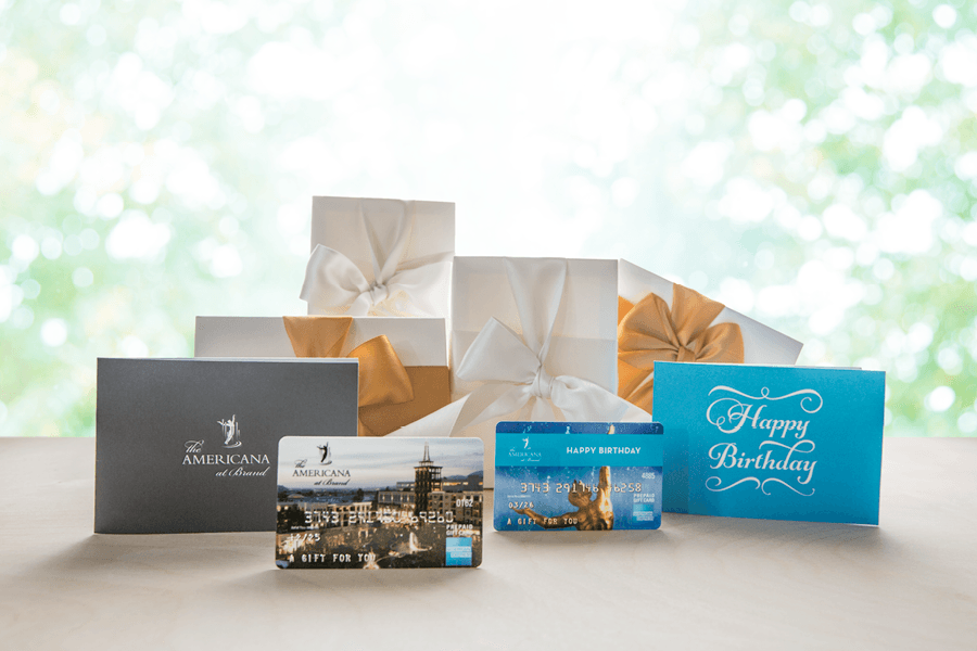 Gift Cards for Administrative Professionals' Day