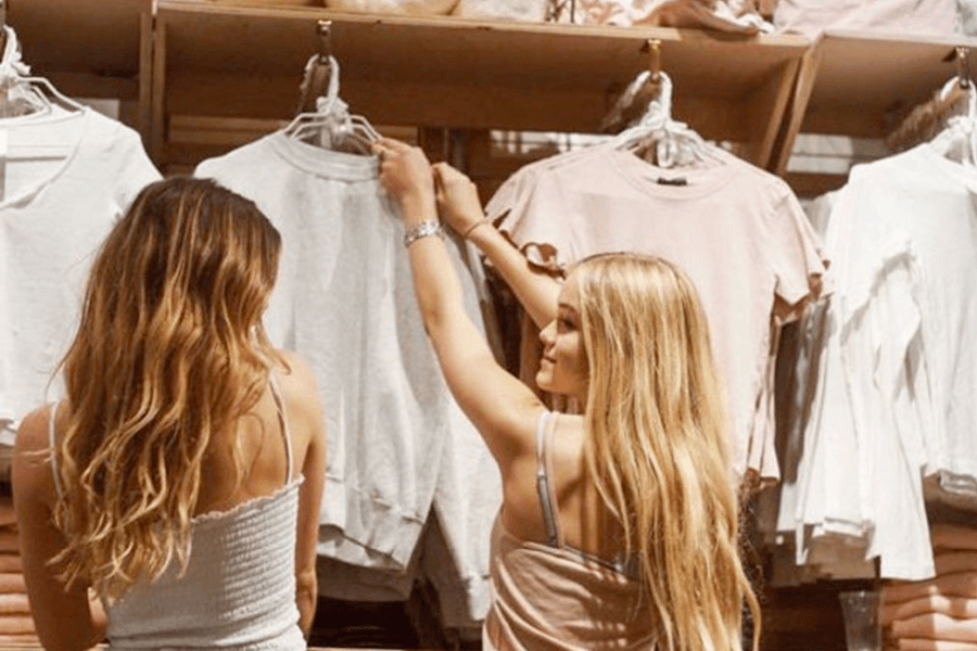 Brandy Melville — Now Open