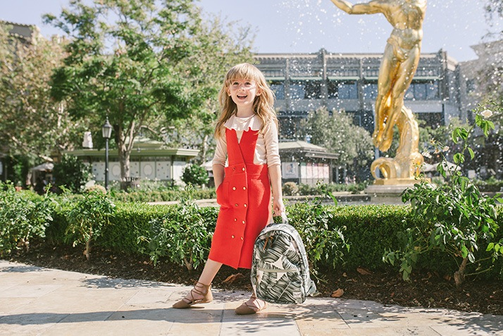 We've Got Your Back with Our Back-to-School Herschel Supply Co. Backpack & Shopping Spree Giveaway