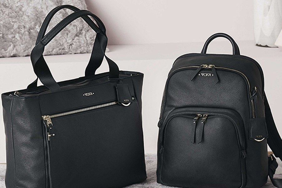 TUMI's Latest Collection: Voyageur
