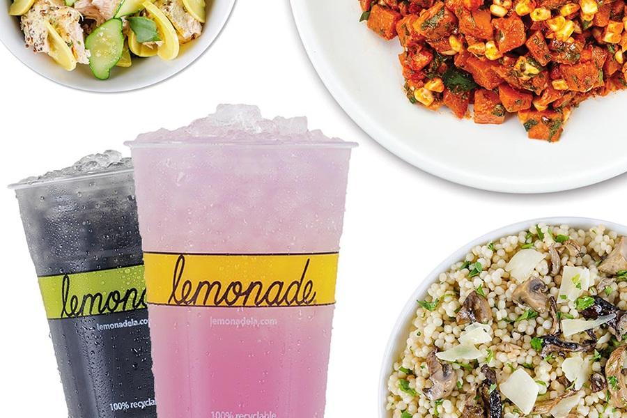 Fall Pick-Up Offer at Lemonade Restaurant