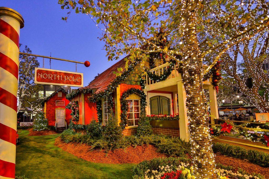 Visit Santa's House