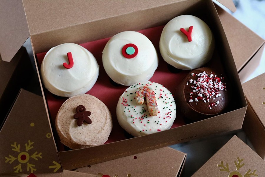 The All-New Joy Box at Sprinkles Cupcakes & Ice Cream