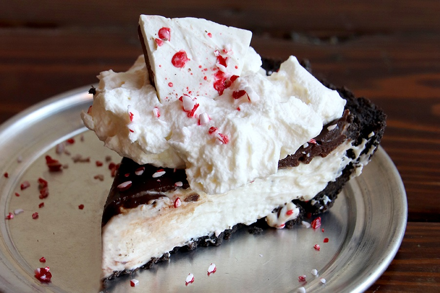 December Pie of the Month at The Pie Hole