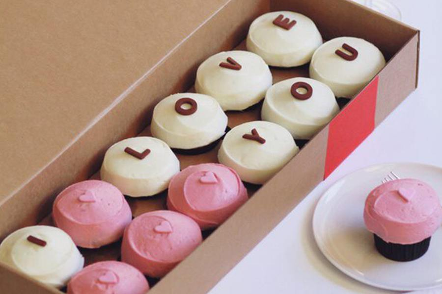 Valentine's Day Specials at Sprinkles Cupcakes, Cookies & Ice Cream