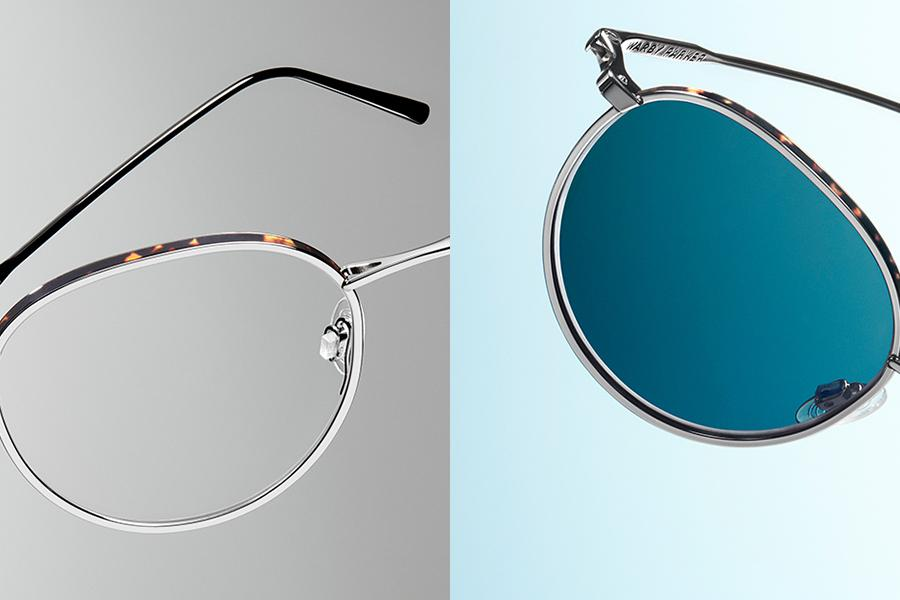 New Inlay Edition Collection at Warby Parker