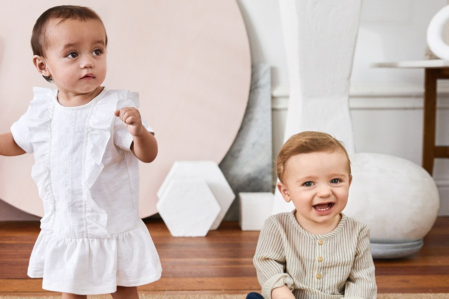 Kids & Baby Collection Offer at H&M