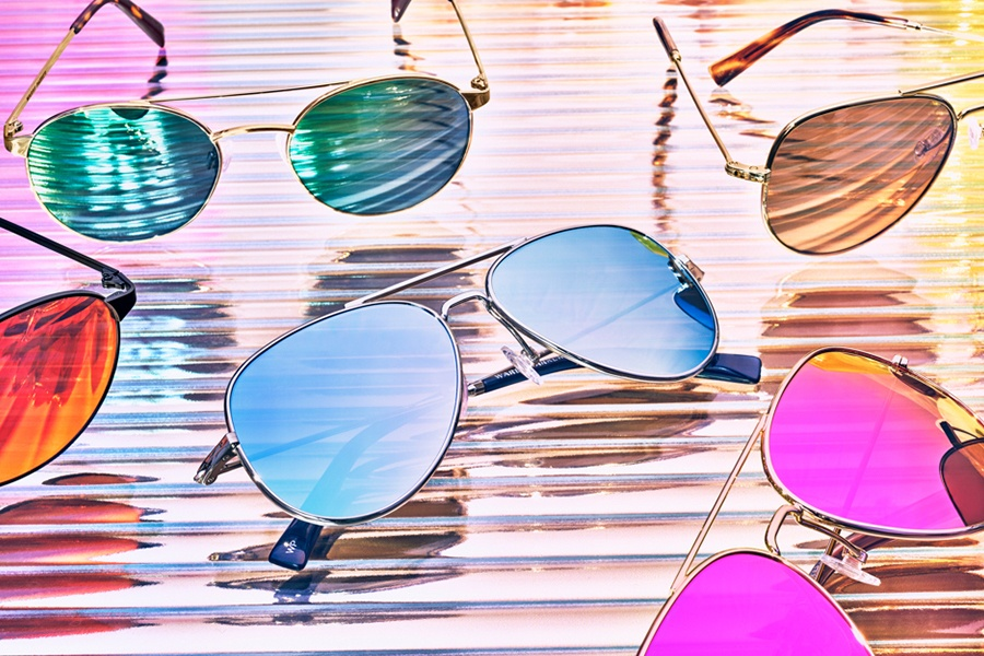 All-New Aviator Flash Collection at Warby Parker