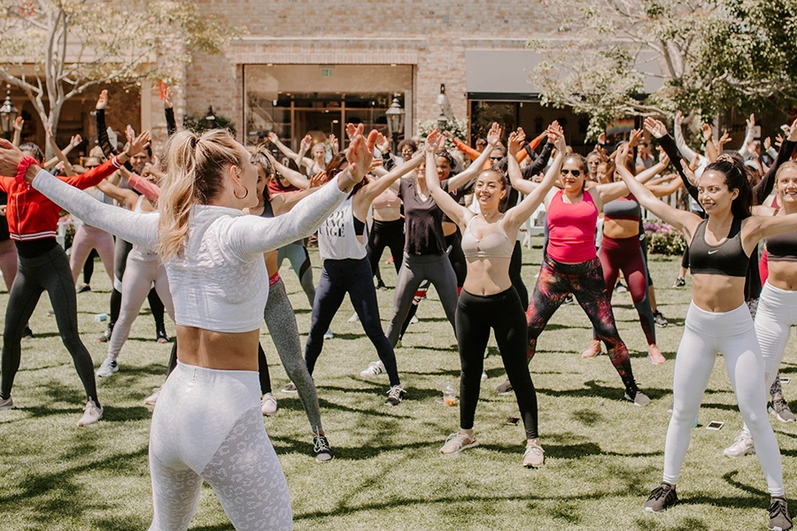 Love Sweat Fitness x Bloggers Who Brunch