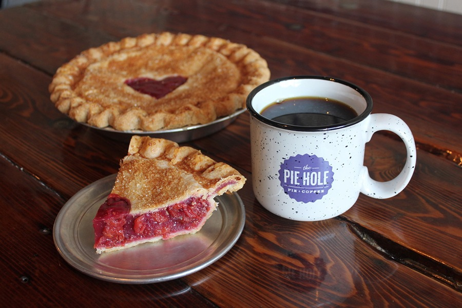 July Pie of the Month at The Pie Hole