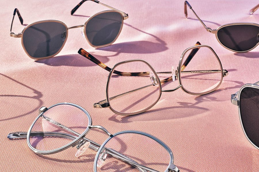 New Trace Edition Collection at Warby Parker