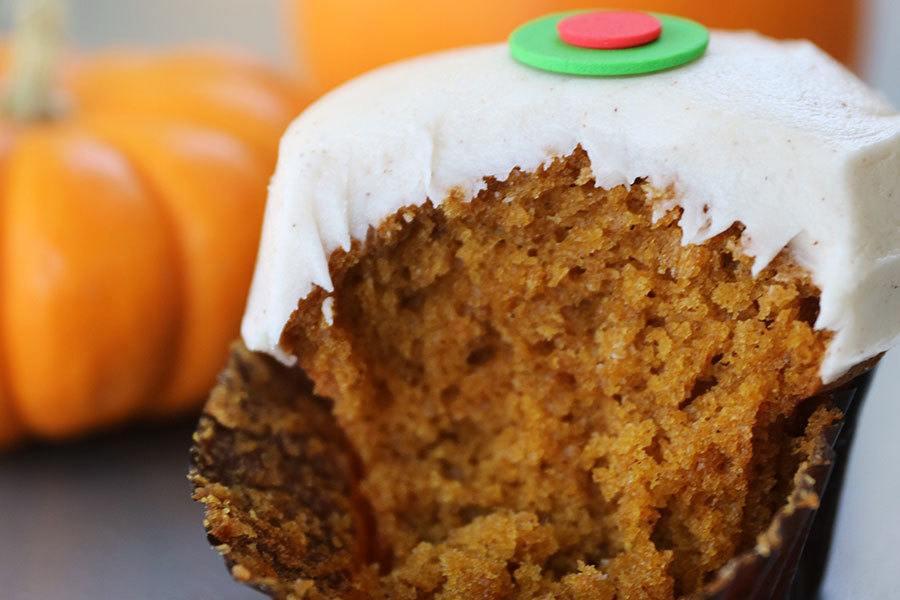 New Pumpkin Flavor Sprinkles Cupcakes, Ice Cream & Cookies