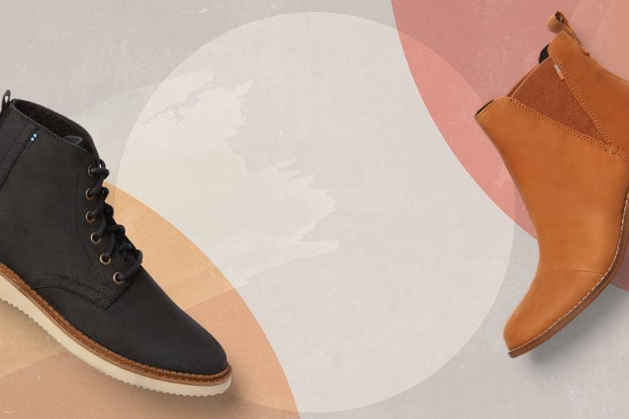 New Fall Arrivals at TOMS
