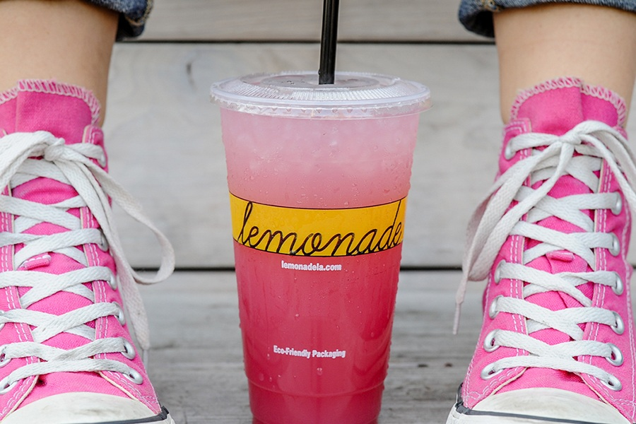 Sip Pink for a Cause at Lemonade Restaurant