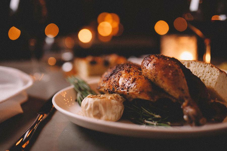 Thanksgiving Feast at Bourbon Steak Los Angeles