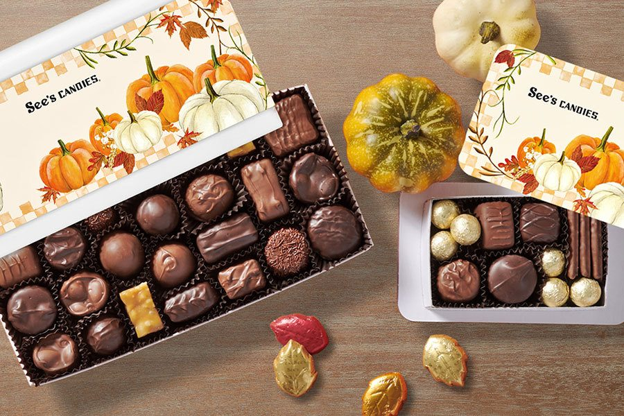 Celebrate Thanksgiving at See's Candies