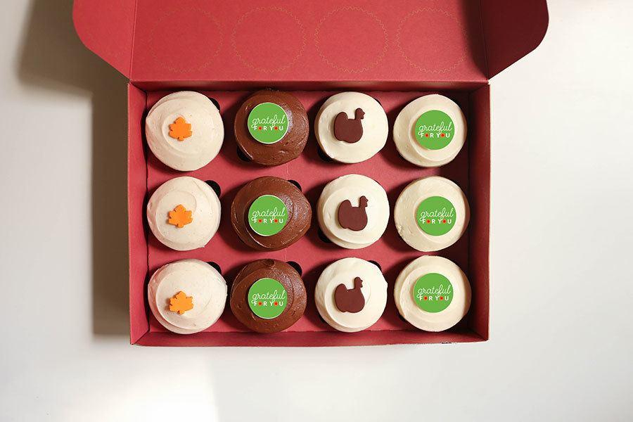 Gratitude Box at Sprinkles Cupcakes, Ice Cream & Cookies