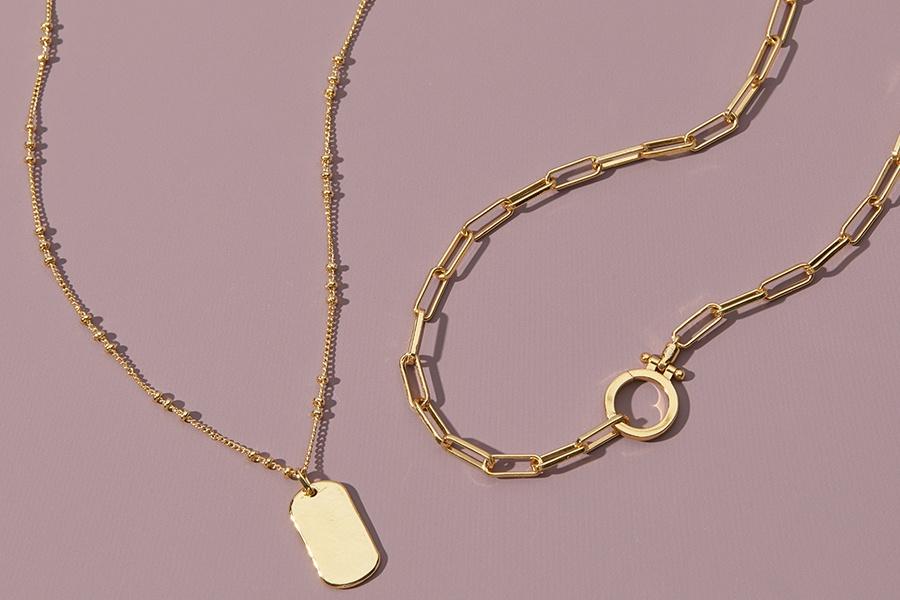 Valentine's Day Necklace Sets at gorjana