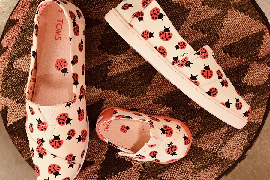 Love Bugs Collection at TOMS