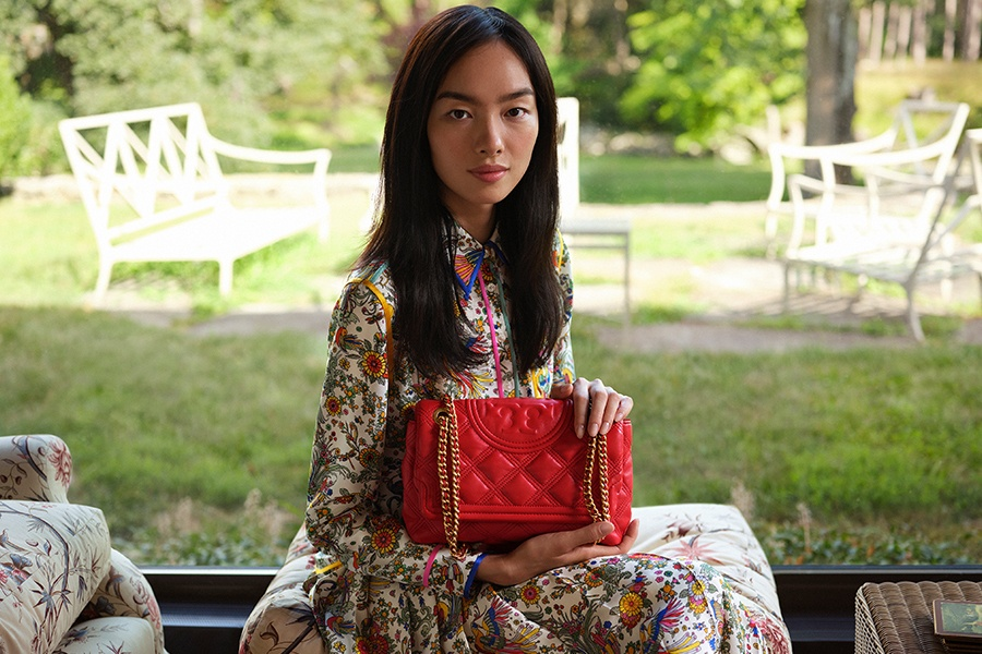Lunar New Year Collection at Tory Burch