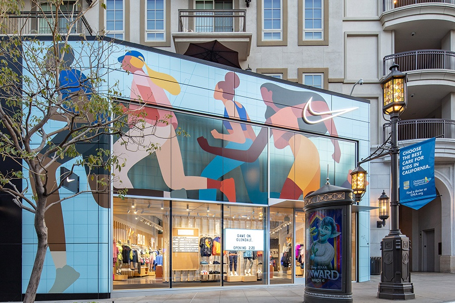 Nike by Glendale – Now Open