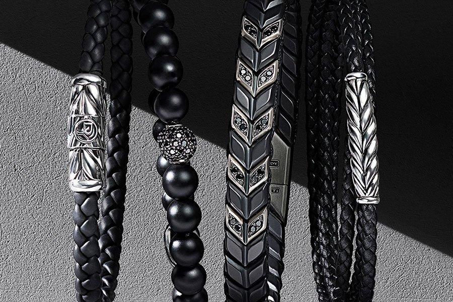 Men's Bracelets Collection Launch at David Yurman