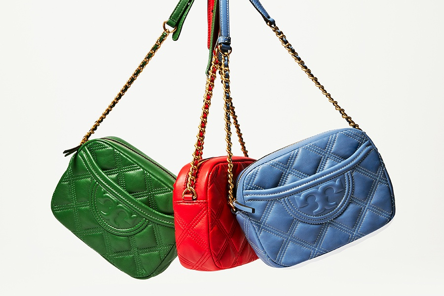 New Fleming Collection at Tory Burch