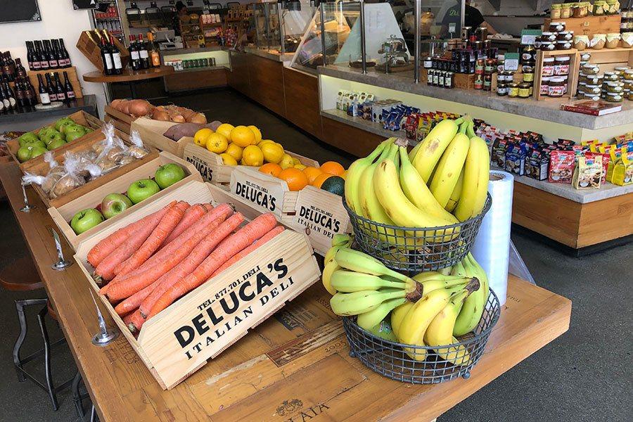 Deluca's Italian Deli + Market