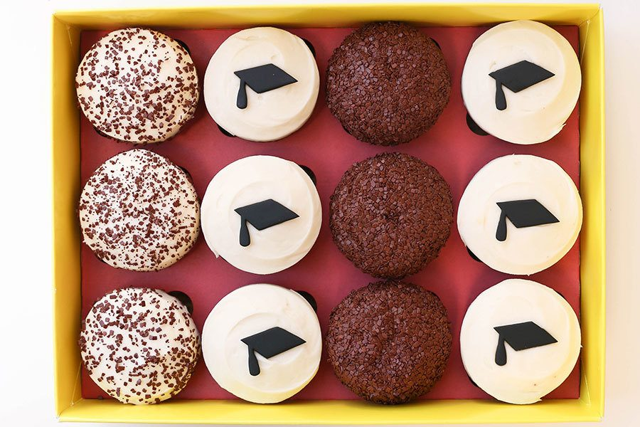 Cupcakes For Your Grad from Sprinkles Cupcakes, Ice Cream and Cookies