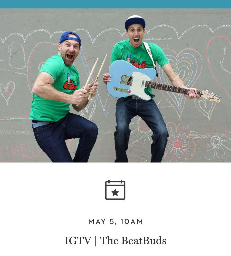 IGTV The BeatBuds - The Americana at Brand