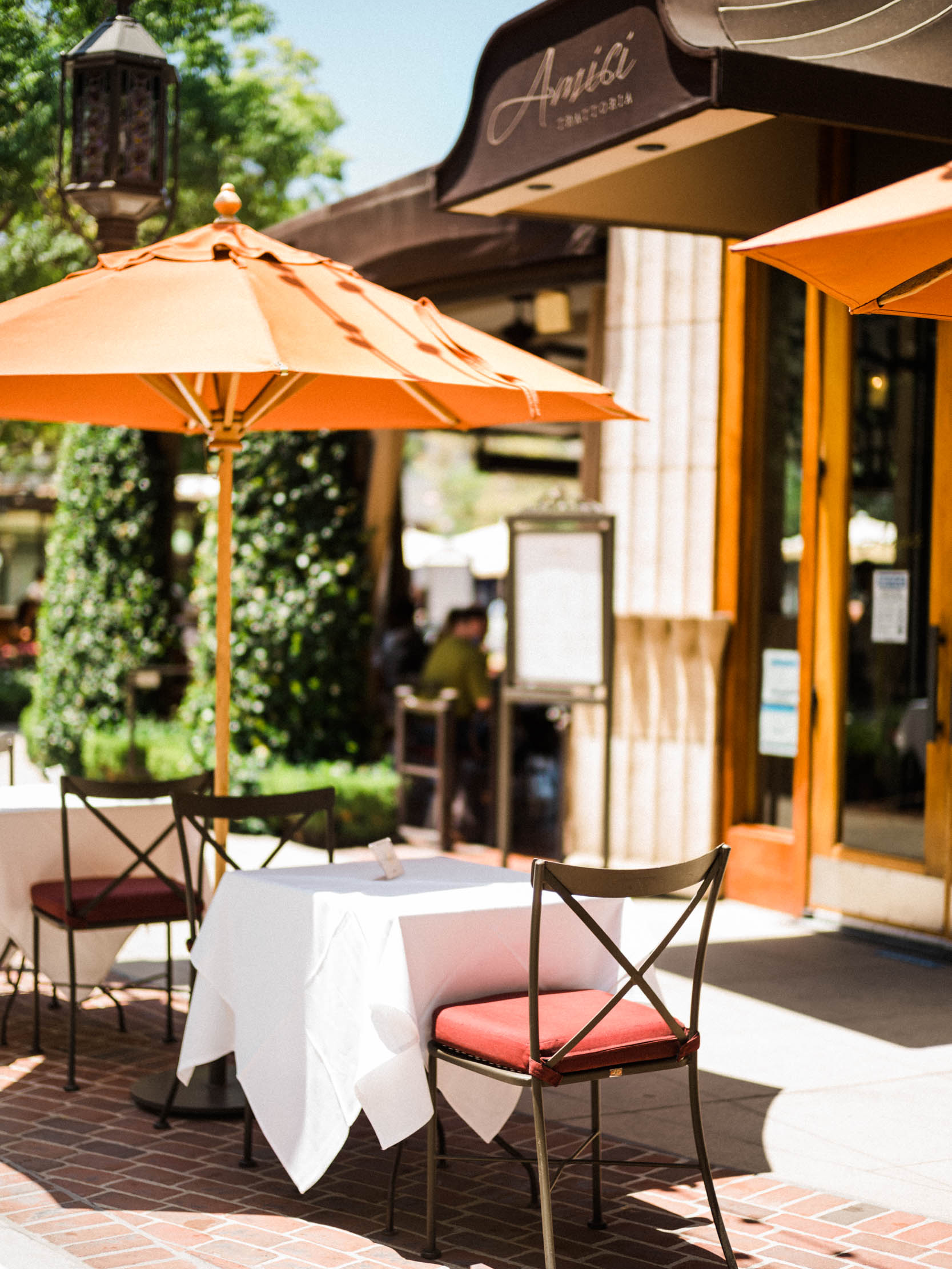 Amici Outdoor Dining at The Americana at Brand