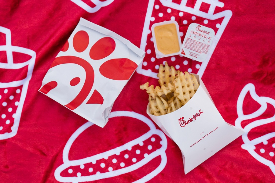 Chick-fil-A – Now Open