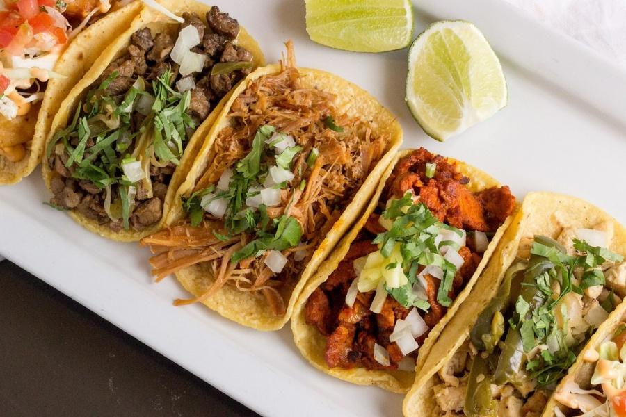 Taco Tuesday at Frida Mexican Cuisine
