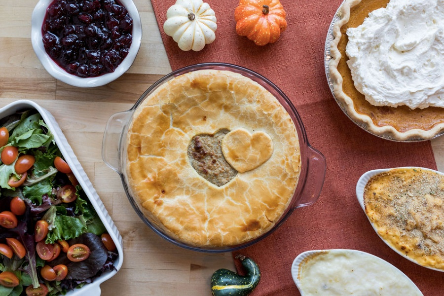 New Thanksgiving Menu at The Pie Hole
